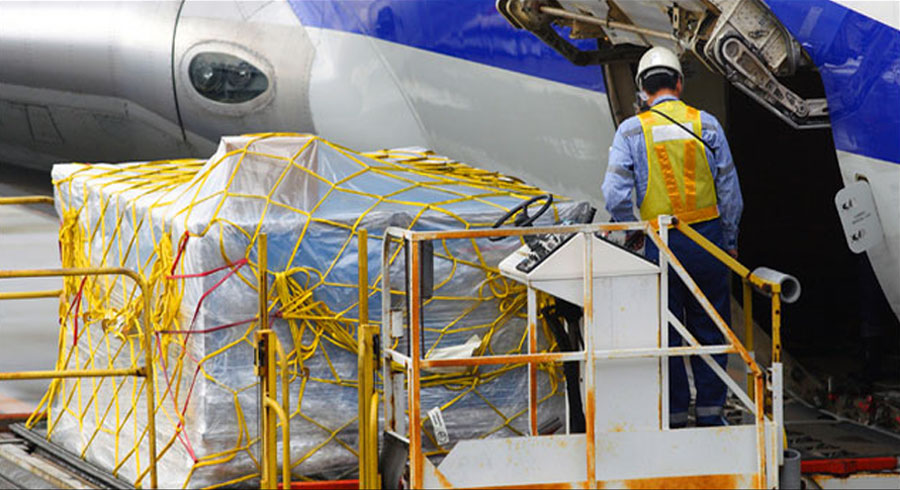 Trade Show Air Freight Services